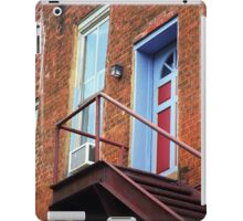 Jonesborough, Tenessee - Upstairs Neighbors iPad Case/Skin