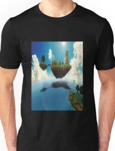 The World Of Minecraft Unisex T-Shirt