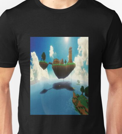 The World Of Minecraft Unisex T-Shirt