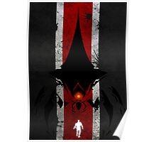 Mass effect T-shirt/Poster Poster