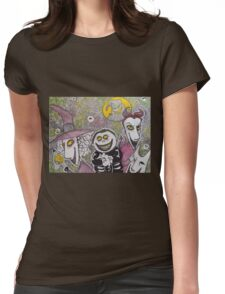 It's Boogie's Boys!  Womens Fitted T-Shirt