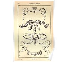 A Handbook Of Ornament With Three Hundred Plates Franz Sales Meyer 1896 0138 Ribbon Poster