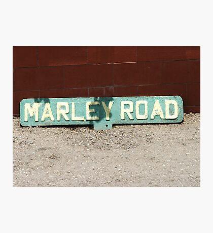 Marley Road Photographic Print