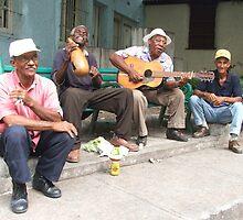 Havana Buskers by Meni