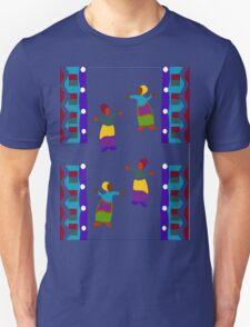 Waving Women #1 Unisex T-Shirt