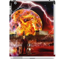 ~ Climate change, bah! We'll be fine! ~ iPad Case/Skin