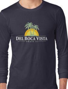 Del Boca Vista - Retirement Community Long Sleeve T-Shirt