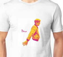 Ryan Gosling Drive The Driver Graphic Unisex T-Shirt