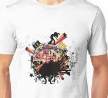 world on my tee t-shirt Unisex T-Shirt