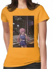 yuno in tokyo Womens Fitted T-Shirt