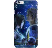Yuna and Tidus iPhone Case/Skin