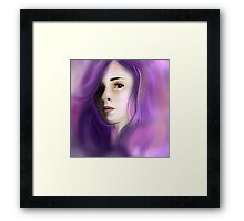 It's been a long day without you, my friend. Framed Print
