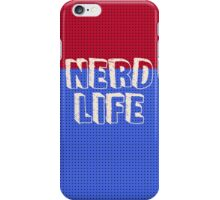 Nerd Life iPhone Case/Skin