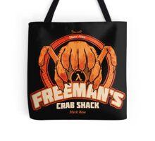Freeman's Crab Shack Design Tote Bag