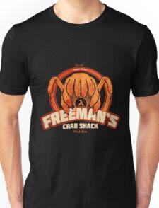 Freeman's Crab Shack Design Unisex T-Shirt