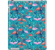 beautiful pattern lovers flamingo iPad Case/Skin