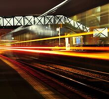 Moving Too Fast by Kevin Cotterell