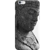 The Relaxing Buddha Profile iPhone Case/Skin