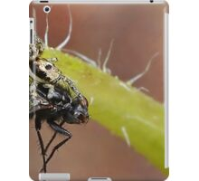 The Moment of Capture iPad Case/Skin