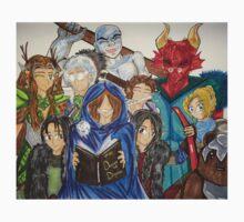 The Dungeon Master & Vox Machina Kids Clothes