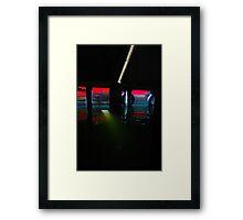 Stray Light Framed Print