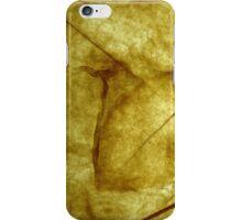 Dry Leaf iPhone Case/Skin
