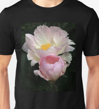 Paeony and bud Unisex T-Shirt