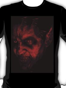 BLOOD SHADOW by conor graham Ethereal C2010. T-Shirt