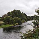 River Cree, Newton Stewart, Scotland by sarnia2