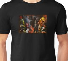 'I think you're looking for a different party, hon.' Unisex T-Shirt