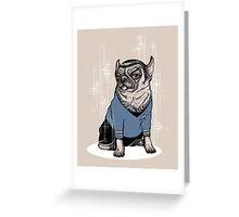 Spug Greeting Card