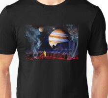 Lost Geysers of Europa Unisex T-Shirt