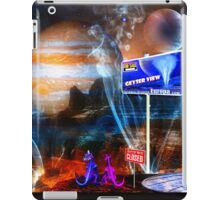 ~ But we came 80,000 light years! ~ iPad Case/Skin