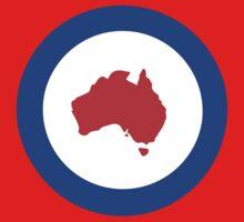 Mod Australia Target by Auslandesign