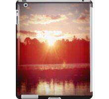 Beautiful Sunset in Canada iPad Case/Skin