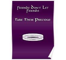 Friend Series - The Precious Poster