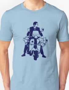 Scooter Rider 4 T-Shirt