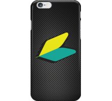 Wakaba JDM - Carbon Fiber - iPhone / Samsung Galaxy Case iPhone Case/Skin