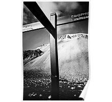 landmannalaugar Poster