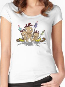 Voodoo Masters Women's Fitted Scoop T-Shirt