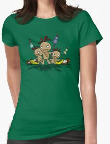 Voodoo Masters Womens Fitted T-Shirt