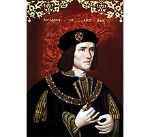King Richard III of England Photographic Print