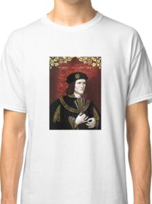 King Richard III of England Classic T-Shirt