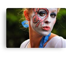 Eye Catching Canvas Print