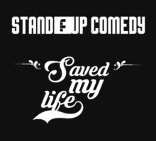 Stand-up comedy saved my life! by keepingcalm