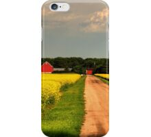 """Growing for Gold"" iPhone Case/Skin"