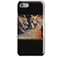 THE GOOD SHEPHERD iPhone Case/Skin