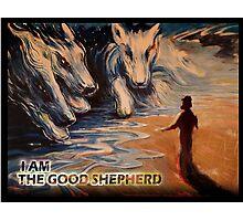 THE GOOD SHEPHERD Photographic Print