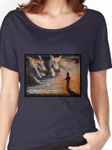 THE GOOD SHEPHERD Women's Relaxed Fit T-Shirt