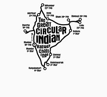 The Great Circular Indian Railway Challenge Unisex T-Shirt